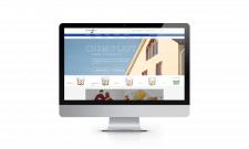 Сайт-каталог фарб та декоративних штукатурок