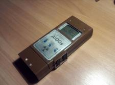 Дозиметр на микроконтроллере Atmega