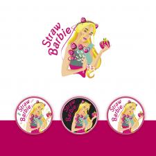 Разработка логотипа для девушки
