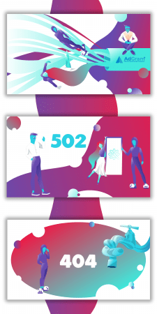 Иллюстрации для сайта