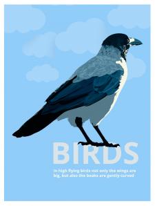постер, вектор, иллюстрация