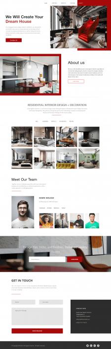 Lotta Agaton Interiors  | Website