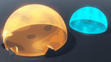 Core механика порталов с кастомными шейдерами