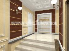 Офис в Москве. Холл