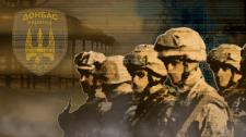 """Оформление официальной группы """"Донбасс-Украина"""""""