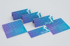 разработка и визуализация открытки