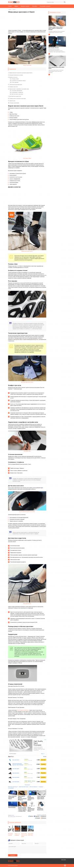 Обзор «умных» кроссовок от Xiaomi