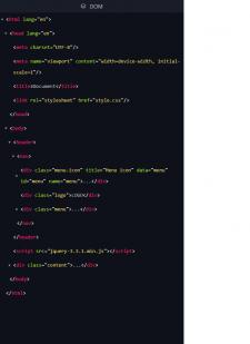 Редактор DOM дерева (React+Redux)