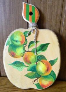 Живопис на дереві
