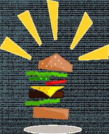 Бургер!