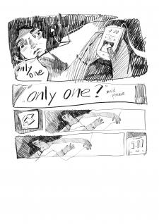 "Комикс ""Only one"""