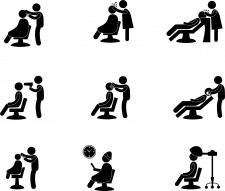 Человечки (иконки) для наклеек
