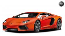 Векторная отрисовка автомобиля