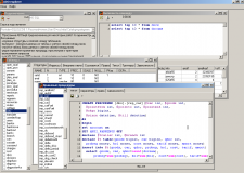 Инструмент администратра баз данных