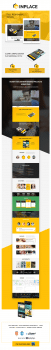 INPLACE OnePage HTML theme