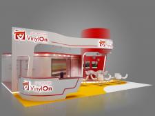 Выставочный стенд Vinilon