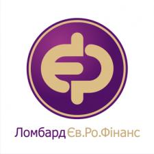 Логотип ЕвРоФінанс