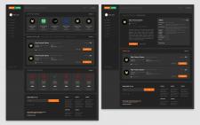 Прототип сайта онлайн казино