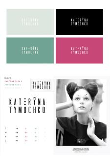 Kateryna Tymochko logo