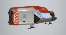 cargo space ship