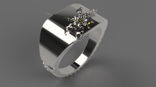 Перстень з стрикозой