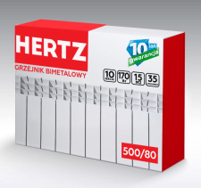 Радиаторная панель HERTZ_v2