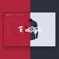 RedStyle - интернет магазин