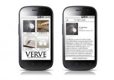 android приложение Verve