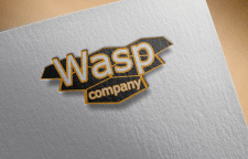 """Логотип для """"Wasp company"""". Утвержденный вариант"""