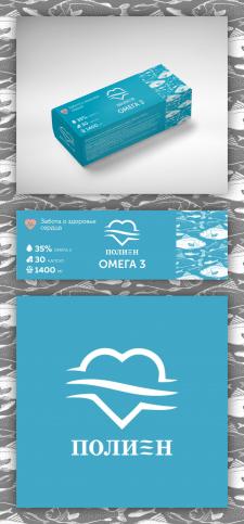 Разработка упаковки для Омега-3