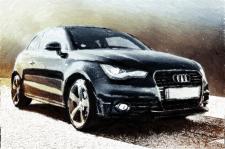 Рисунок автомобиля