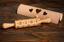 Скалки деревянные
