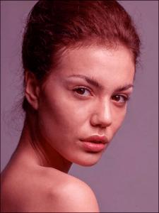 Ретушь лица (Цветокоррекция)