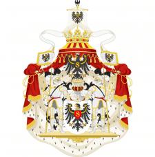 Герб герцогства Пруссия (реконструкция)