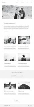 Сайт блог