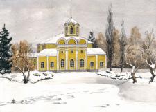 Чернигов. Собор Михаила и Фёдора