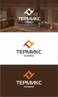 Логотип. Производитель каминов.