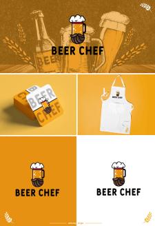 "Логотип ""Beer Chef"""