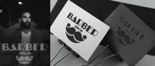 "лого ""BarberShop"""