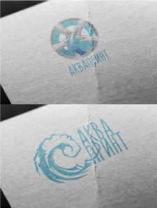 Логотип AkvaPrint