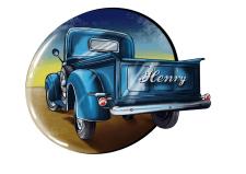 Эскиз Truck Ford 1951