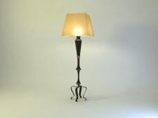 3Д светильник