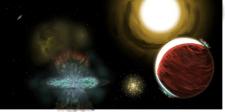 Рисунок космоса