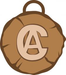 Лого для пахучек в машину из дерева