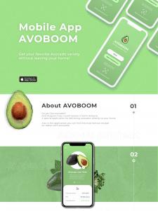 AVOBOOM Mobile app