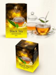 Упаковка под чай