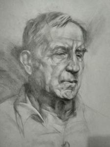 Портрет (карандаш)