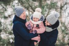 Семейная фотосессия. Семейная фотосъемка