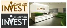 Лого для инвестиционной компании invest platform