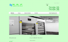 Реконструкция сайта строительной организации